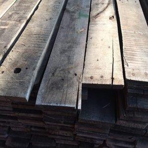 Sloophouten planken