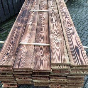 burned wood, Douglas