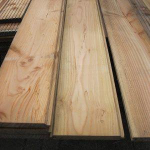 Douglas mes/groef planken 20x183mm