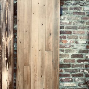 sloophouten planken sporthal